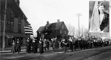 1913-14 Strikers Parade